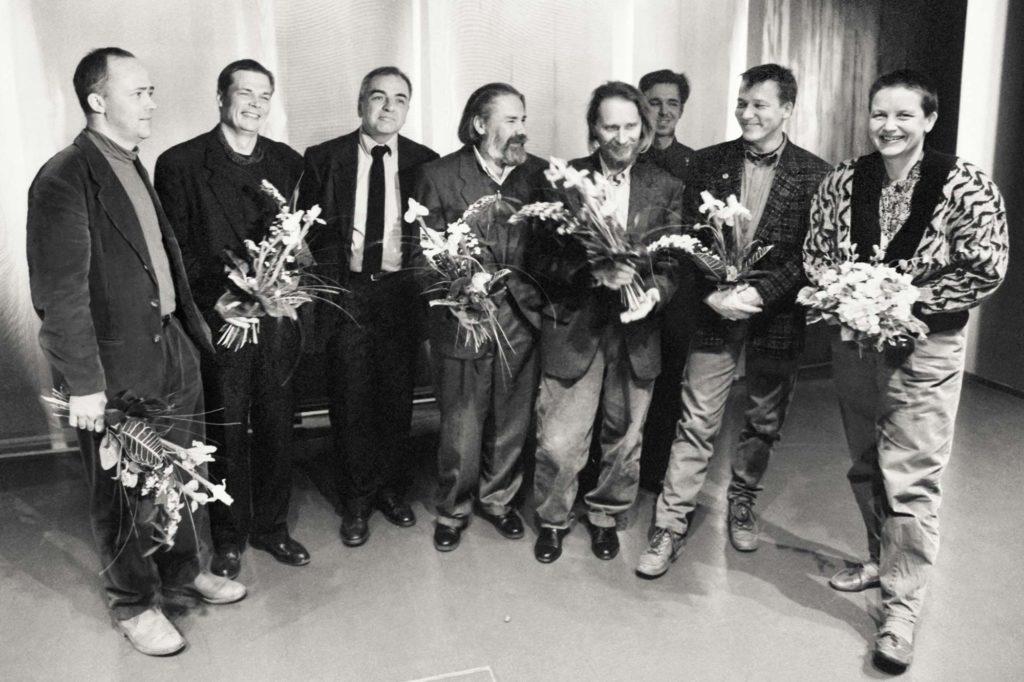 1991 Ars Fennica ehdokkaat